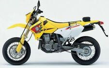SUZUKI DR-Z400 Service , Owner's and Parts Manual CD