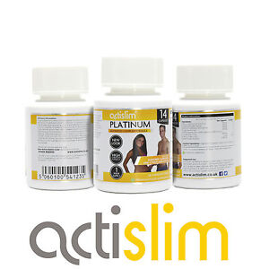 Actislim Platinum 1 Week Supply