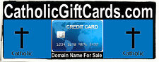 Catholic Gift Cards .com Bibles Church Travel Vatican Presents  Domain Name URL