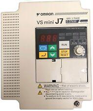 CIMR-J7AZ40P2  OMRON INVERTER DRIVE VS mini J7 400V/.37KW