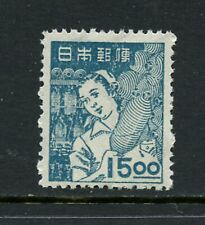 Y782 Japan 1948 factory girl 1v. MNH