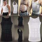 Men Body Shaper Waist Tummy Belly Slimming Waist Shirt Vest Underwear Shapewear