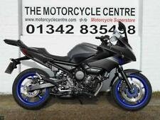 525 to 674 cc Capacity (cc) Yamaha Tourers