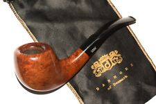 1970's DANISH SOVEREIGN by STANWELL 322 BENT BRIAR PIPE * L. NEW * pfeife pipa