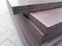 32,89€//qm 18 mm Siebdruckplatte sieb//film Fahrzeugplatte BFU100 150 x 300 cm