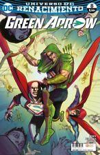 """GREEN ARROW Nº 8, BATMAN, SUPERMAN """"RENACIMIENTO"""" - TOMO - 96 PAGINAS- ECC"""
