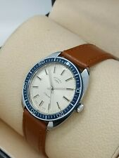 "NOS Vintage Diver Rotary Manual Winding ""Unworn"" Men Watch 1960-1969"