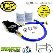 XD249 XDP Coolant Filtration System For 1999-03 Ford Super Duty 7.3L Powerstroke