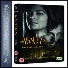 BEAUTY AND THE BEAST - THE FINAL SEASON - SEASON 4  *** BRAND NEW DVD***