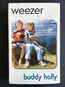 Weezer - Buddy Holly - Cassette Single GFSC88