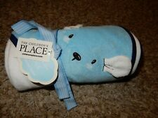 Nwt Vintage The Children's Place Mouse Hooded Bath Towel Wrap