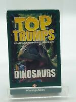 Top Trumps Dinosaurs 2003