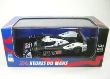 Ixo Model Lola Aston Martin N.008 Lmp1 le Mans 2010 Mailleux-ragues-ickx 1 43