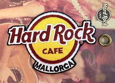 Hard Rock Cafe MALLORCA 2018 HRC Logo PATCH on Card NEW! Iron/Sew ON!