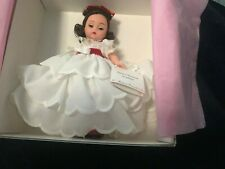 """Madam Alexander Doll: """"Gone With the Wind"""" Scarlet O'Hara Sweet 16 Mint In Box"""