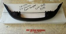Sno Stuff Replacement Front Bumber For All Ski-Doo ZX Chassis 1999-2005 blk new