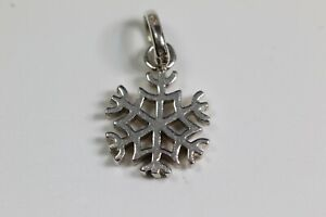 Links of London Silver Snowflake Charm  925