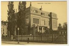 AK München, Villa Stuck, 1915