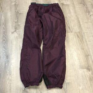 Columbia Men's XL regular Rain Hiking Snow Nylon Pants RN 69724 CA05367