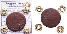 AA101-R. di Sard. - Carlo Em. III - 3 Cagliaresi 1732