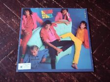 ROLLING STONES  DIRTY WORK LP  FIRST PRESS