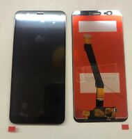 VETRO DISPLAY LCD TOUCH SCREEN PER HUAWEI P SMART NERO FIG-LX1 LX2 LX3 ENJOY 7S
