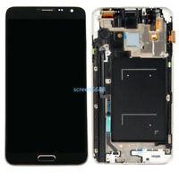 Pour Samsung Galaxy Note 3 Neo N7505 écran LCD Vitre Tactile Sur Chassis Gris
