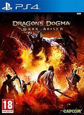 Dragons Dogma Dark Arisen HD PS4 BRAND NEW  FACTORY SEALED UK PAL - UK SELLER