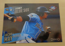 2013/14 JACOB MAY Australian Baseball League - Sydney Blue Sox