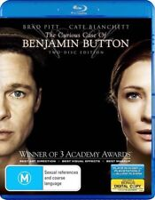 The Curious Case of Benjamin Button (Blu-ray, 2009)