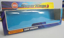 Repro Box Matchbox SuperKings K-23 Low Loader