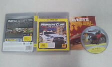 Midnight Club Los Angeles Complete Edition PS3 Game