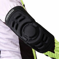 Elbow Support GEL Silicone Pad Protective Gear  for Skateboard Skating Cycling