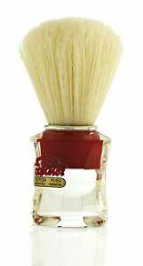 SEMOGUE 610 RED NATURAL BOAR BRISTLE SHAVING BRUSH