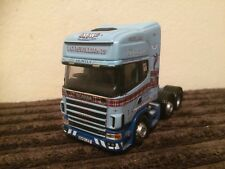 Corgi Modern Trucks Heavy Haulage Scania Topline J G McWilliams Unit Only 1/50