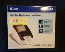 Brother QL-700 Label Thermal Printer