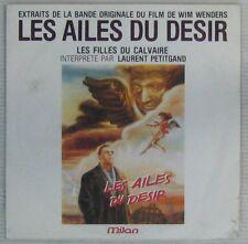Les ailes du désir 45 tours Wim Wenders Laurent Petitgand 1987