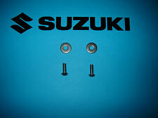 Suzuki Bandit GSF 600 1200 Stainless SS Fix Bolt Chainguard Chain Guard FREEPOST