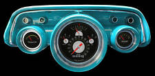 1957 chevy bel air classic instruments gauge cluster authentic series ch01aslf