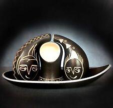 GREAT RARE MID CENTURY MODERN DENBY TIGO WARE CRUET  Des by TIBOR REICH -1954-56