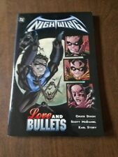 Nightwing: Love and Bullets Trade Paperback DC Comics