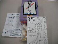 "1994 ""Rabby"" Elfin 1/8 Scale Soft Vinyl Kit Unbuilt & Mint In Box W/All Inserts!"