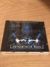 Lawnmower Man 2 Beyond Cyberspace Soundtrack Score CD Varese Robert Folk