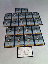 *****Kenny Thorne*****  Lot of 21 cards / Georgia Tech