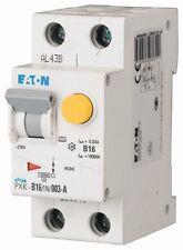 (1 Stk) FI-Schalter + Leitungsschutzschalter 16-2/0,03 AB 236948 // PXKB161N003A