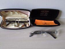 Genuine METAL Designer CARDUCCI Frames Glasses 52/18/140 + FREE PAIR SPECSAVERS.