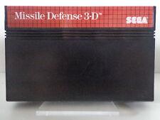 Master System - Missile Defense 3-D (Modul)