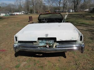 1973 Cadillac Eldorado Trunk Lid - Local Pickup only