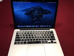 Apple MacBook Pro 13 Inch Retina Display Mid 2014 2.8GHz Dual Core i5 512GB