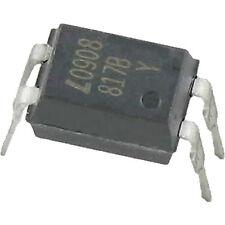 10 Stück LTV-817  Optokoppler einfach 5kV 35V 50mA Rohs konform